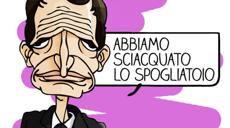 Bonucci al Milan di Michelangelo Manente