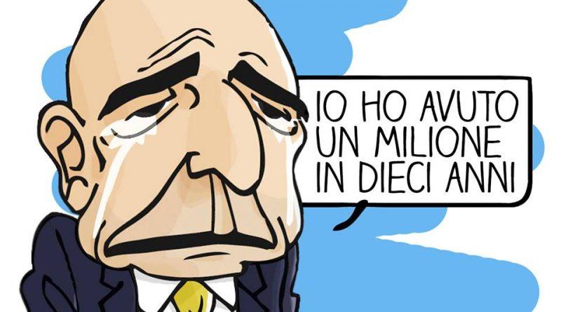Galliani vede il Milan spendere di Michelangelo Manente