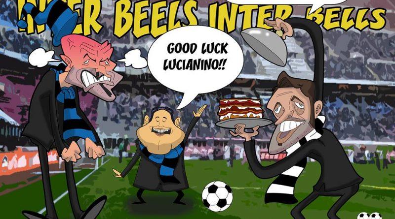 Inter-Udinese 1-3 di FIFA comics