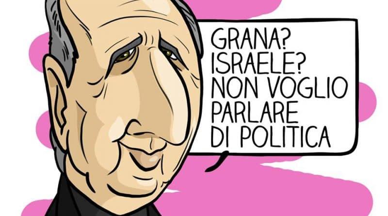 Israele-Italia di Michelangelo Manente