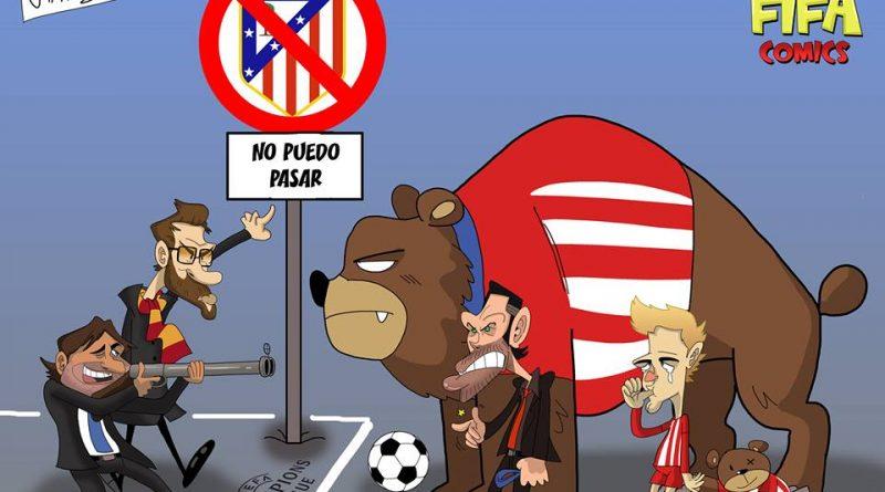 Roma prima nel girone di Champions e Atletico Madrid eliminato