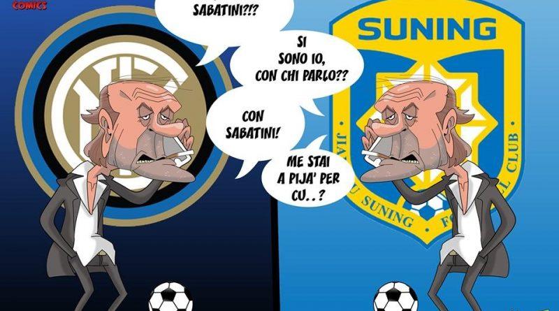 Sabatini chiama Sabatini per Ramires di FIFA comics