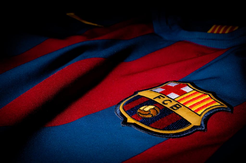 Liga: Il blaugrana del Barcellona - Fonte: Jeff Rivers