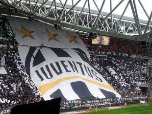 Lo stadio della Juventus