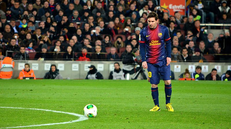 Lionel Messi (Fonte: marcpuig Flickr.com)