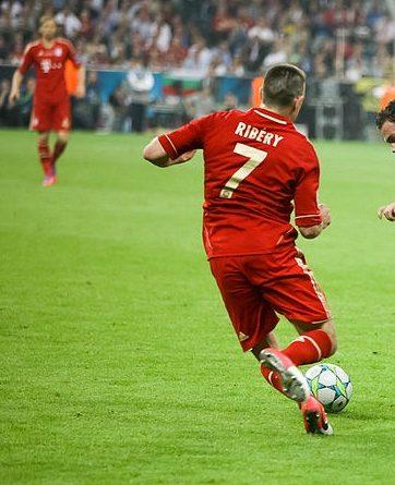 Ribery al Bayern Monaco - Autore rayand (wikipedia)