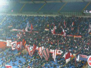 La Curva del Milan