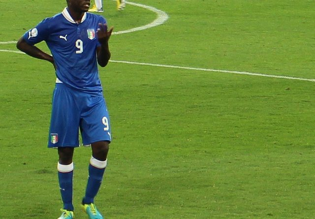Mario Balotelli/Italia - Fonte: Tommaso Naccari