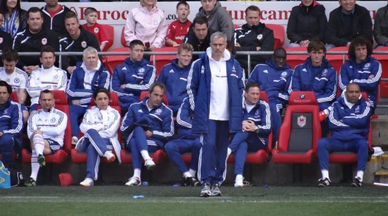 José Mourinho (fonte: Jon Candy, Flickr.com)