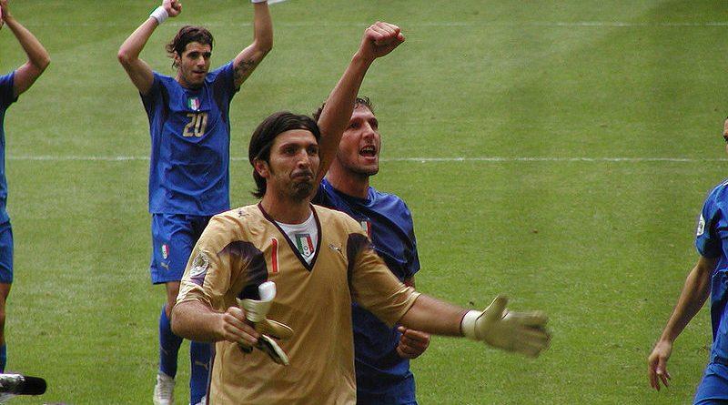 Buffon - Fonte immagine: Olaf Nordwich - Flickr