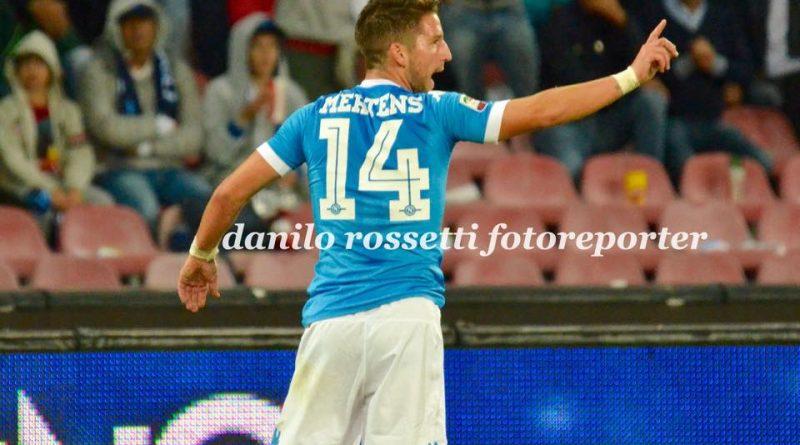 Mertens - Fonte immagine: Danilo Rossetti
