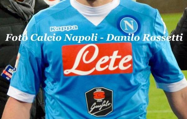 Maglia del Napoli - Fonte immagine: Danilo Rossetti