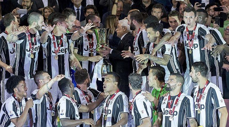 La Juve al completo - Fonte immagine: Presidenza della Repubblica