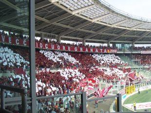 Curva Torino incoraggia Belotti - Fonte: Andrew (Wikipedia)
