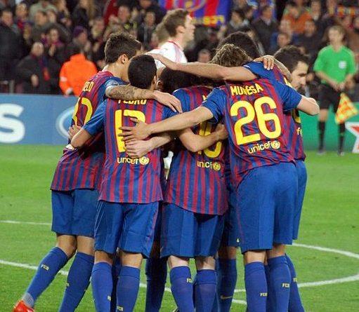 Vittoria Barcellona - Fonte immagine: Shai Pal, Wikipedia