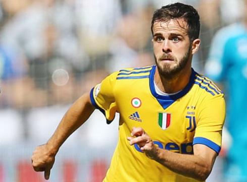 Pjanic alla Juventus - Fonte immagine: sassuolocalcio.it