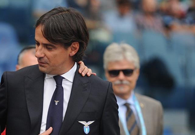 Simone Inzaghi alla Lazio - Fonte immagine: sassuolocalcio.it