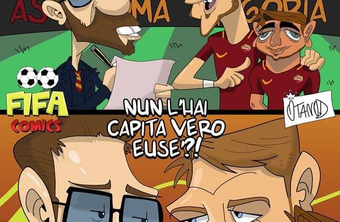 Totti consiglia Under a Di Francesco per Shakhtar Donetsk-Roma