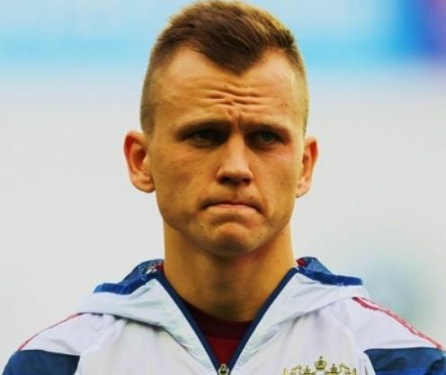 Cerisev nella Russia - Fonte: Дмитрий Садовников, soccer.ru - Wikipedia