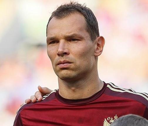Ignasevic nella Russia - Fonte: Садовников Дмитрий, soccer.ru - Wikipedia