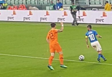Insigne con l'Italia - Fonte immagine: Fabiola Inter
