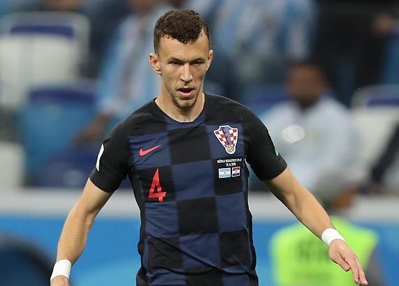Perisic nella Croazia - Fonte: Антон Зайцев, soccer.ru - Wikipedia