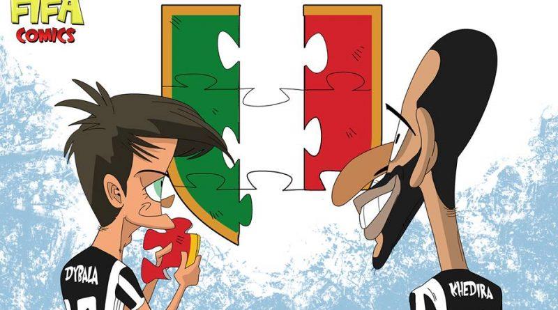 La Juventus aggiunge il terzultimo tassello allo scudetto di FIFA comics