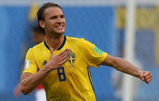 Ekdal nella Svezia - Fonte: Кирилл Венедиктов, soccer.ru - Wikipedia