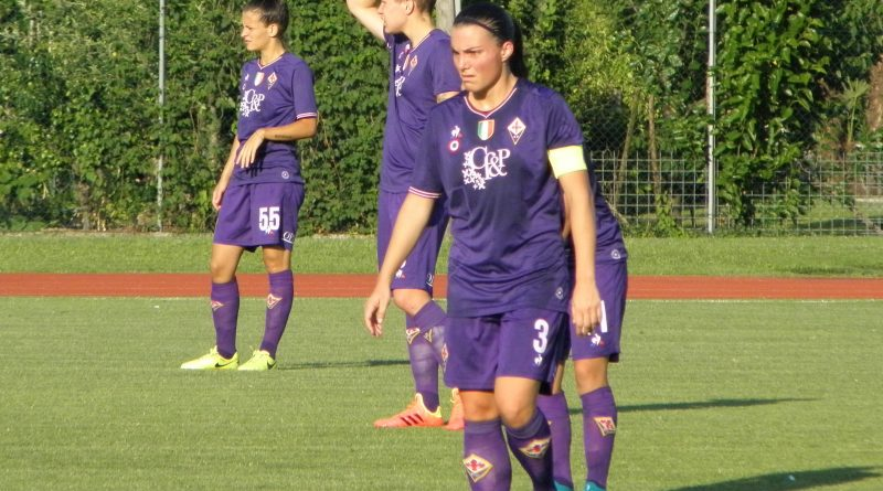 (Alia Guagni in campo con la Fiorentina - Fonte: Threecharlie, Wikipedia)