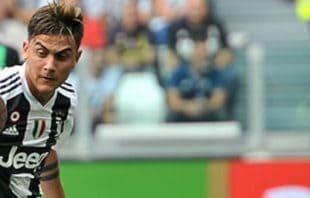 Dybala nella Juventus - Fonte immagine: sassuolocalcio.it