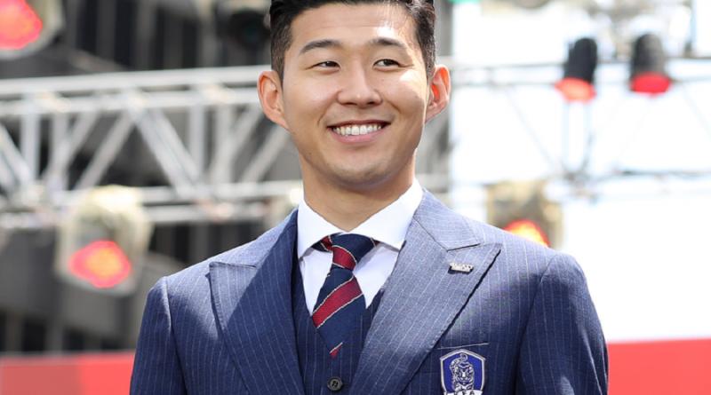 Son Heung Min - Fonte: Jeon Han (Wikipedia.org)