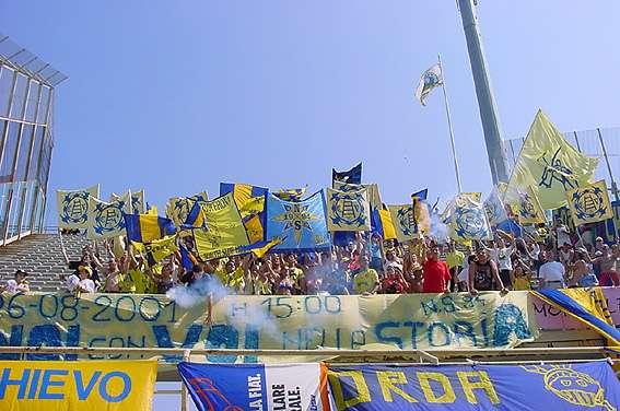 Tifosi del Chievo - Fonte: Michyfog - Wikipedia