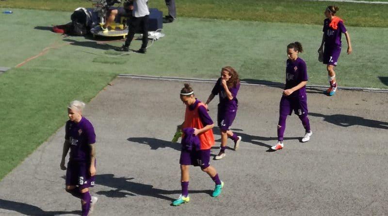 (Fiorentina Women - Foto: Salvatore Suriano)