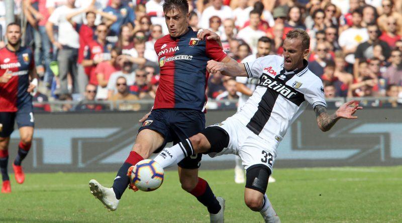 Foto: Genoa-Parma Fonte: genoacfc.it