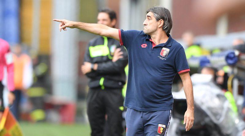 Genoa, Ivan Jurić Fonte genoacfc.it