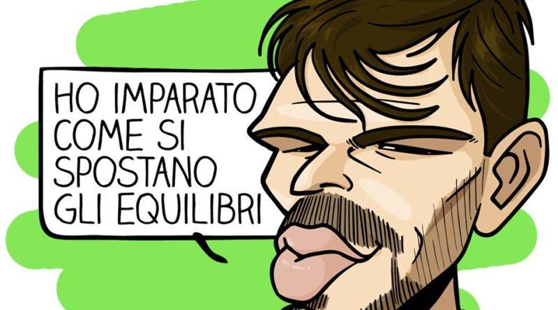 Romagnoli sposta gli equilibri di Michelangelo Manente