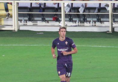 Vlahovic alla Fiorentina - Fonte: Federico Berni