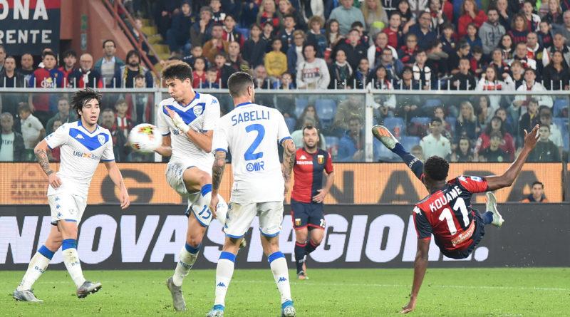 Genoa-Brescia Genoacfc.it Tanopress