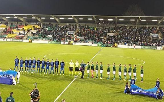 Irlanda-Italia Under21