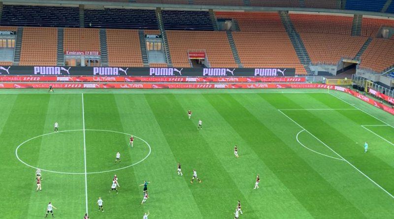 Milan - Juve Women