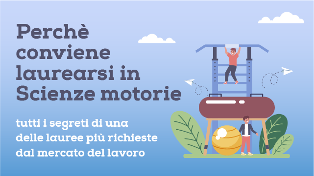 Laurearsi in Scienze motorie