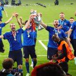 Italia vittoriosa ad Euro 2020
